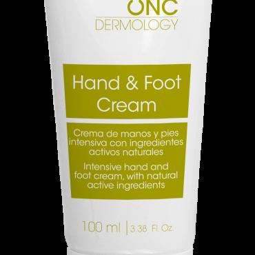 Crema de manos y pies