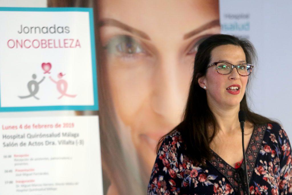 Dra. Victoria Cerezo, psicóloga de la Asociación de Mujeres Operadas de Cáncer de Mama