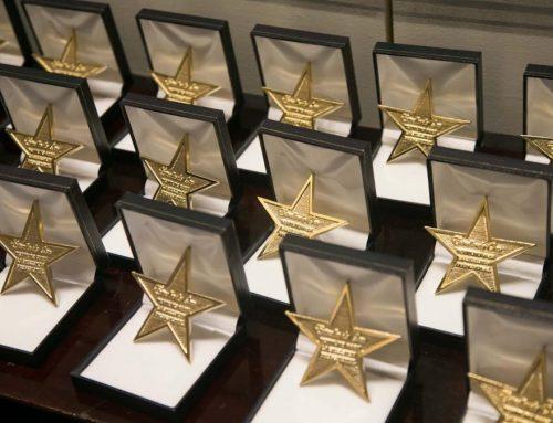 Oncobelleza recibe la estrella de oro a la excelencia profesional Concedida por el instituto para la excelencia profesional